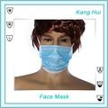 Descartável máscara facial/cirúrgica não tecida máscara