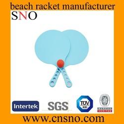printed logo sports tennis beach racket for kids