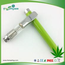 long and thin e cigarette,no wick 2015 e-cigarette,resistence:1.8-2.2 ohm/2(dual)