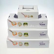 food sushi packaging box