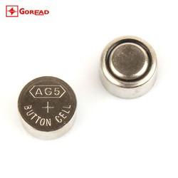 AG5 Button batteries L754/LR48/393 Alkaline cell watch cell