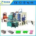 Qt4-20c columbia bloque de hormigón de la máquina/bloque que hace la máquina en zambia/máquina del bloque de precio