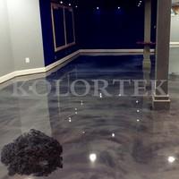 Pearlescent Metallic Epoxy Floor Coating Pigments