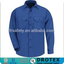 Antistatic Clothing Anti-Static Clothing and Aramid Clothing FRUniform Shirt for Women