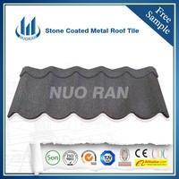 Nuoran spainish Canton Fair metal shingle kerala roof tile prices