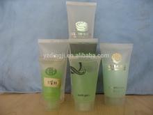 hotel shampoo bath gel body lotion conditioner /lotion shampoo bottles silver