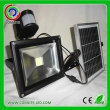 solar light security PIR motion sensor 30W solar light security