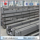 ASTM AISI GB SS400 Q235 Mild Mill Steel Flat Bar Steel Specification