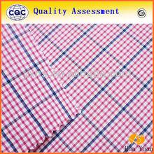 97% cotton 3% spandex stretch poplin fabric for girl dress