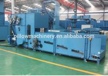 QL006G lion machinery polyester balls forming machine