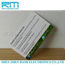 Alibaba china hot sell hf 13.56mhz rfid epoxy mini cards