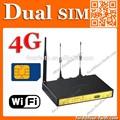 3g 4g wi-fi маршрутизатор для автобусов с двумя беспроводной сим слот для карт памяти 4 локальной сети ethernet порт h50 серии