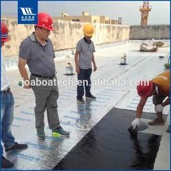 the waterproof membrane of mastic asphalt in liquid