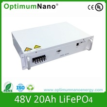 48V 20ah Lithium Ion Battery of Telecom Base