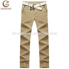New arrival high quality men pensil pants cheap wholesale