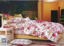 Household Digital Printed Regal Floral China Duvet Cover Sets