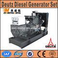 Deutz groupe électrogène diesel puissance électrique dynamo générateur avr 3 phase