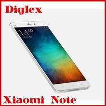 New Product Xiaomi Note 4g Fdd lte Snapdragon 801 3GB +16GB/64GB 5.7INCH MIUI V6 13MP Xiaomi Redmi 2 Cell Phone
