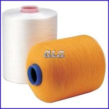 wholesale zipper tape knitting polyester yarn