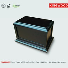 CAMBRIDGE mdf pet casket manufacturing company