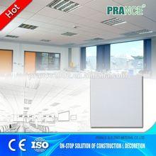 Large scale light reflection cedar ceiling panels