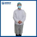 reforçado sms enfermeira vestido cirúrgico