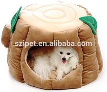 Unique Fashion Luxury Pet Dog Bed Wholesale Stump house IPET-PB17