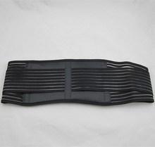 HaoZheng Elastic fishnet cloth tourmaline Lumbar support