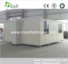 prefabricated expandable great interior design container house