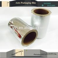 food packing material vacuum metalized CPP film