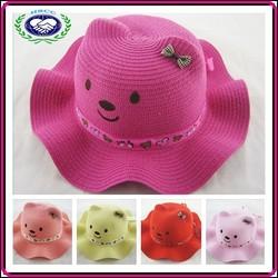 Cubs cap mesh cap summer hat princess cartoon children sun hat