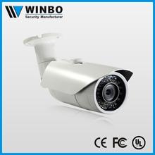 Professional CCTV manufacturer 720P 1.0 Megapixel Bullet cctv Camera High Definition