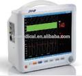 Auto doppelt alarm Multi- Parameter patientenmonitor mit farb-tft lcd-display