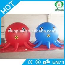 HI NO.1 SALE Crazy inflatable helium balloon,self inflating helium balloons,animal shaped helium balloon
