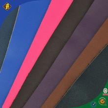 cross pattern pu imitation leather for bag
