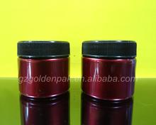 30g Red PET jar