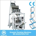 ND-K420/520/720 Large High Quality VFFS Automatic Weigher Sugar Packing machine