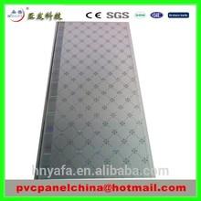 pvc exterior ceiling panels from haining Yafa