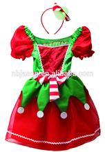 Костюмы рождественские эльфы / рождество эльф костюмы / детские рождественские костюмы