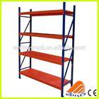 Corrosion protection long span shelving,powder coated steel shelving,retail shelving units