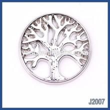 Memory locket family tree plate