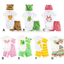 Factory direct sales 2015 summer children garment kids clothing girls