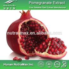 Pure Pomegranate Peel Powder Extract,Ellagic Acid 40%--Hunan Nutramax Inc.