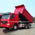 Sinotruk howo camiones de volteo 6x4 para la venta 10- rueda zz3257n3847a precio competitivo