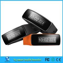 0.91inch OLED 128 * 32 V5 watch Intelligent fitness Bluetooth4.0 Smart Wristband Sports Watch Sleep Tracking Health Fitness