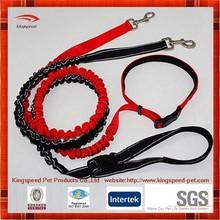China wholesale elastic hands free nylon dog leash
