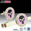 Hottest cheap epoxy coated cufflinks