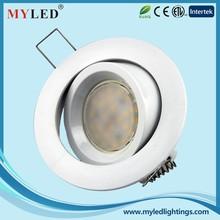 2015 New 3 inch 95*H65mm LED Round Panel Light Downlight 8W Downlight 700LM