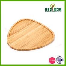 bambù di alta qualità piatti da portata piatti ingrosso