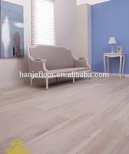real wood engineered waterproof oak wood flooring